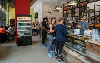 Stop by Good Company Doughnuts & Cafe