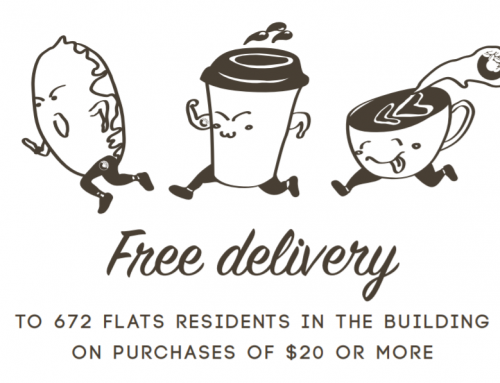 Free Delivery to Our Neighbors