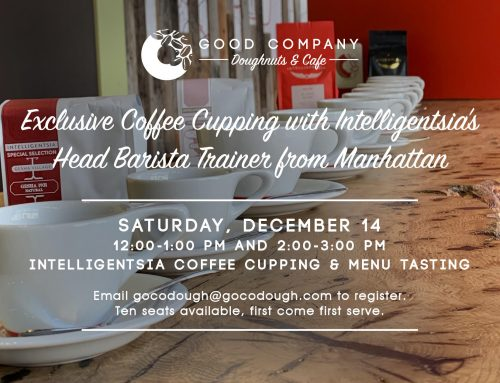 Limited Seating Available for Coffee Cupping Event, 12/14