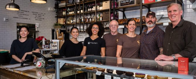 The Team at Good Company Doughnuts & Cafe