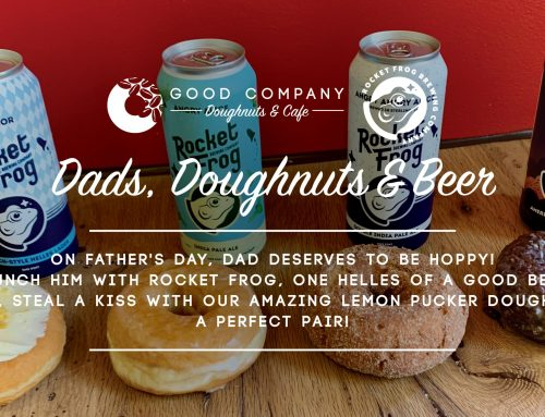 Dads, Doughnuts & Beer