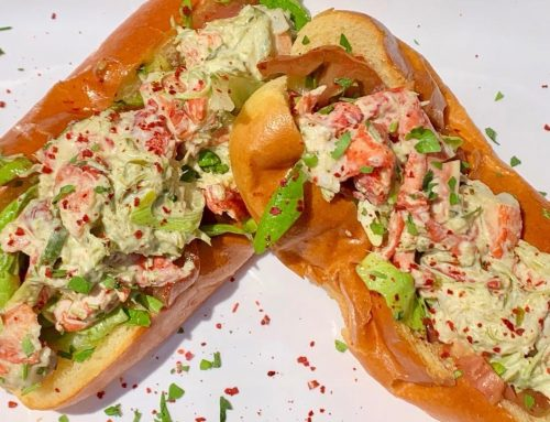 Lobster Rolls Are Like a Virtual Beach Vacation!