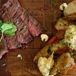 Steak & Papas Bravas