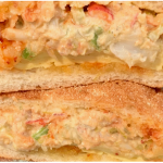 Lobster Egg & Cheese