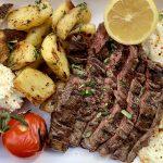 Good COmpany Steak & Eggs