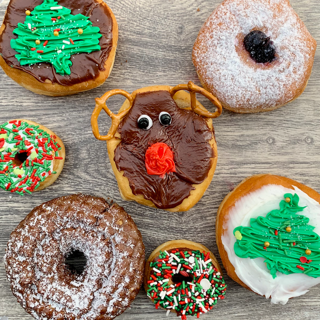 Holiday Dozen Specialty Doughnuts