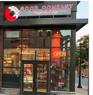 Good Company Doughnut Shop in Arlington